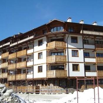 Аппартаменты в бллгарии банско дубай крутящийся дом